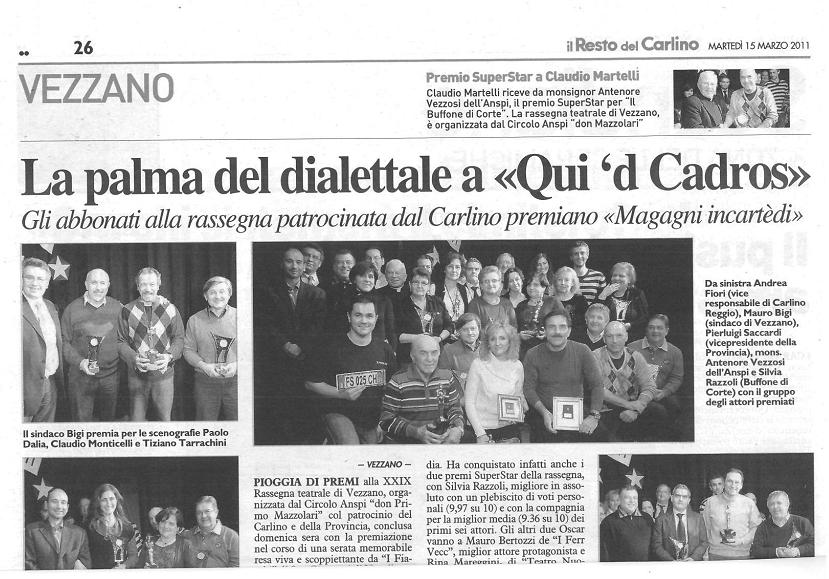 Vezzano2011 RestodelCarlino