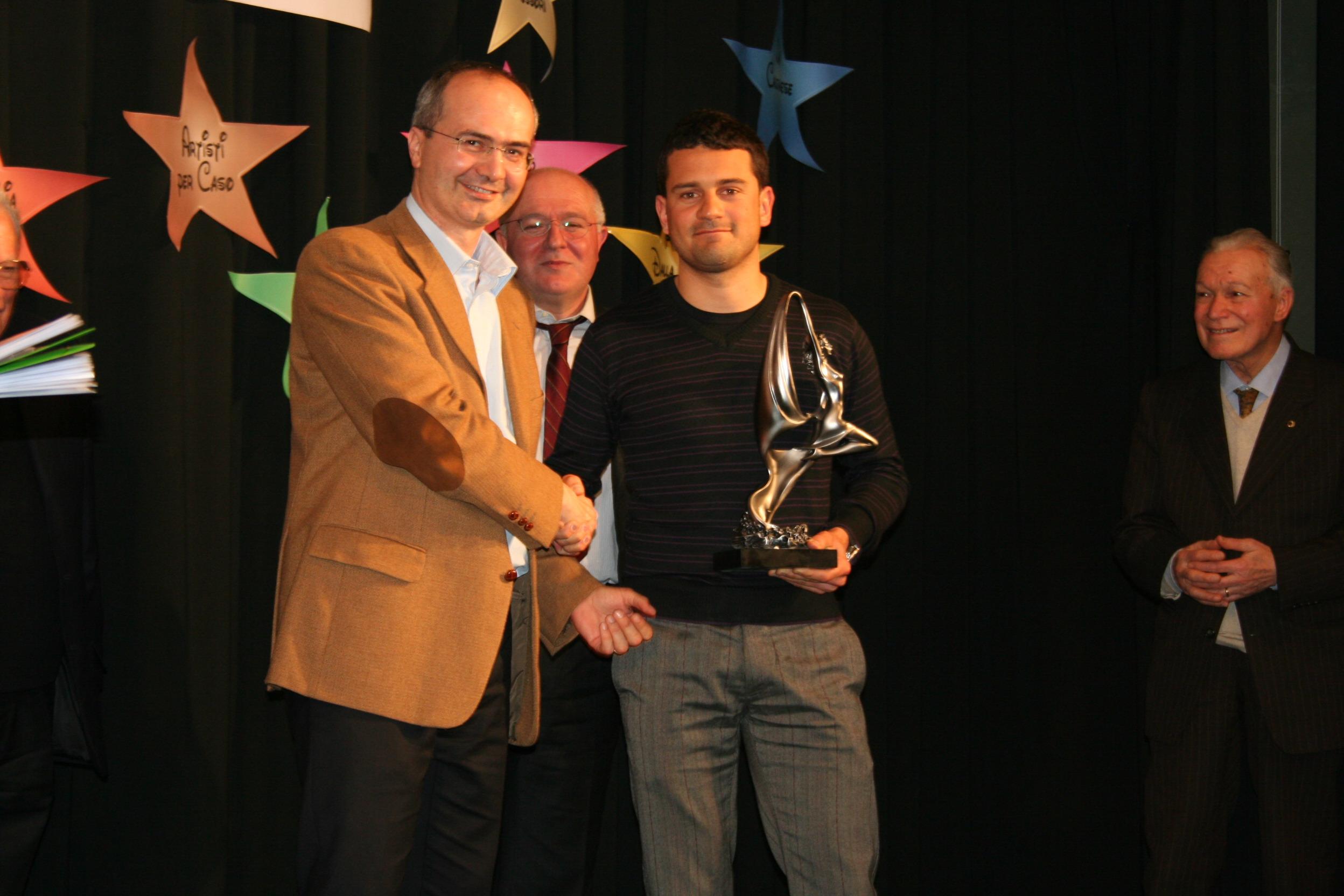 TROFEO alla miglior compagnia 2009